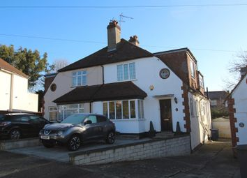 Thumbnail 3 bed semi-detached house for sale in Lakeside Crescent, Barnet