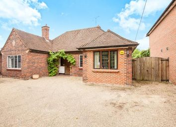 Thumbnail 4 bed bungalow for sale in Woodham, Addlestone, Surrey