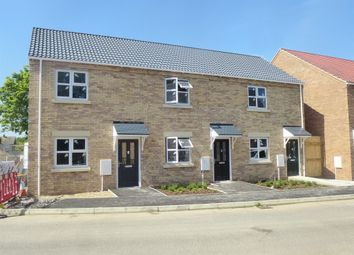 Thumbnail 2 bedroom terraced house for sale in Lerowe Road, Wisbech