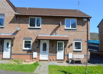 Thumbnail 2 bedroom terraced house for sale in Tennyson Way, Killay, Swansea