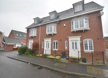 Thumbnail 3 bed town house for sale in Midsummer Walk, Hempsted, Gloucester