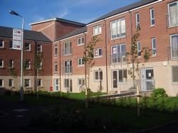 Thumbnail 2 bedroom flat to rent in Dalsholm Place, Glasgow