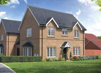 """Thumbnail 4 bedroom property for sale in """"The Lanmead"""" at Station Road, Earls Colne, Colchester"""