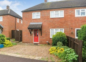 Thumbnail 3 bed semi-detached house for sale in Milestone Road, Hitchin, Hertfordshire