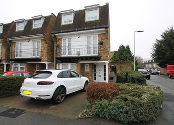 Thumbnail 4 bed detached house for sale in Harold Road, Woodford Green