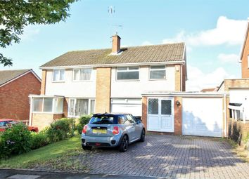 Thumbnail 3 bed semi-detached house for sale in Rowan Way, Newport