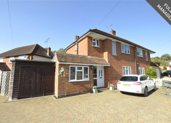 Thumbnail 3 bed semi-detached house to rent in Old Pasture Road, Frimley, Camberley, Surrey