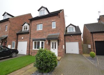 Thumbnail 4 bedroom semi-detached house for sale in Lepton Hare Chase, Leeds
