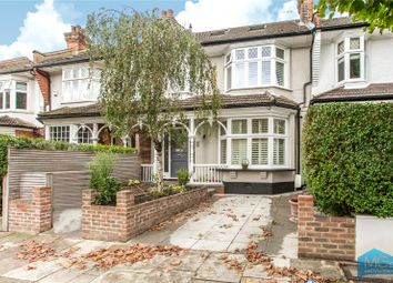 Thumbnail 5 bed terraced house for sale in Etchingham Park Road, Finchley, London