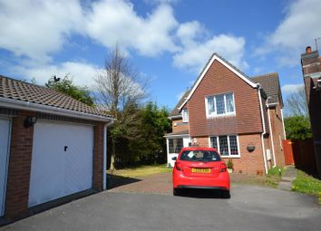 Thumbnail 4 bed detached house for sale in Greenacres, Barry