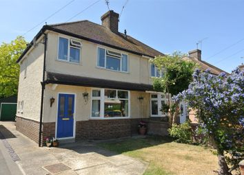 Thumbnail 3 bed property for sale in Shakespeare Road, Addlestone