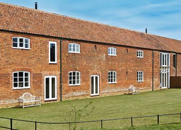 Thumbnail 4 bedroom barn conversion for sale in Chillesford Lodge Estate, Woodbridge