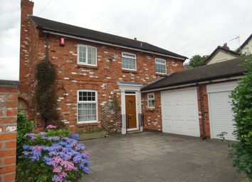 Thumbnail 4 bed detached house to rent in Sefton Avenue, Congleton