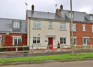 Thumbnail 4 bedroom terraced house for sale in Forest Road, Denmead, Waterlooville