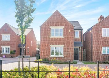 Thumbnail 3 bed detached house for sale in White Satin Close, Iwade, Sittingbourne