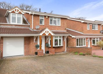 Thumbnail 4 bed detached house for sale in Dunlin Drive, Featherstone, Wolverhampton