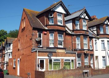 Thumbnail 2 bed maisonette for sale in Grove Terrace, Dover Road, Folkestone, Kent