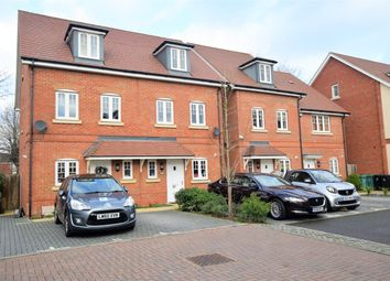 Thumbnail 3 bed semi-detached house to rent in Blenheim Place, Camberley