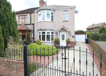 Thumbnail 3 bed semi-detached house for sale in Brookside, Houghton Le Spring