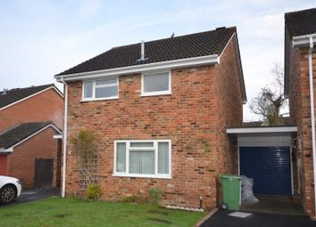 Thumbnail 3 bed link-detached house to rent in Kimber Close, Chineham
