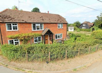 Thumbnail 3 bed detached house for sale in Church Lane, Farley Hill, Reading