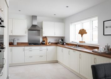 Cupernham Lane, Romsey, Hampshire SO51. 4 bed detached house for sale