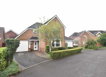 Thumbnail 4 bed detached house for sale in Pursey Drive, Bradley Stoke, Bristol