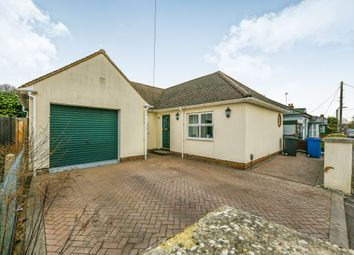 Thumbnail 3 bed bungalow to rent in Elms Road, Fleet