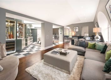 Thumbnail 4 bed flat for sale in Carlyle Court, Chelsea Harbour, London