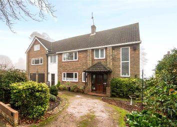 Thumbnail 5 bed detached house for sale in Landscape Road, Warlingham, Surrey