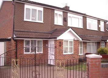 Thumbnail 4 bed semi-detached house for sale in Markfield Crescent, St. Helens
