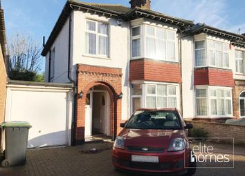 Thumbnail 3 bed end terrace house to rent in Westminster Drive, Palmers Green