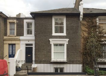 Thumbnail 4 bed terraced house for sale in Barnabas Road, London