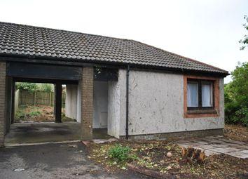 Thumbnail 1 bed detached bungalow for sale in Belfield Avenue, East Calder, West Lothian