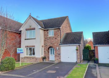Thumbnail 3 bed detached house for sale in Barnhill Place, Dumfries