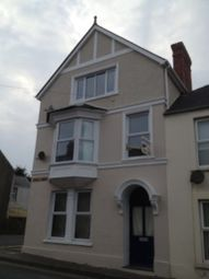 Thumbnail 1 bed flat to rent in Priory Road, Milford Haven