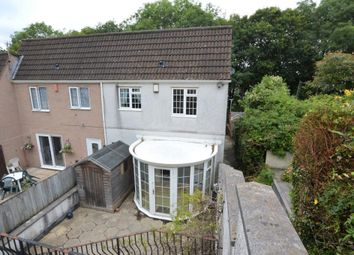 Thumbnail 3 bedroom end terrace house to rent in Oregon Way, Plymouth, Devon