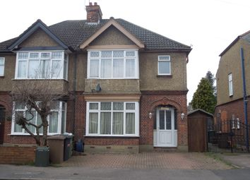 Thumbnail 3 bedroom semi-detached house for sale in St Michaels Crescent, Luton