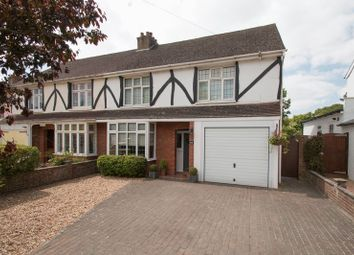 Thumbnail 4 bedroom semi-detached house for sale in Broyle Road, Chichester