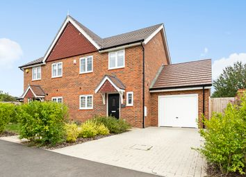 3 bed semi-detached house for sale in Ivatt Way, Medstead, Alton GU34