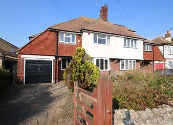 Thumbnail 4 bed semi-detached house for sale in Westbrook Avenue, Margate