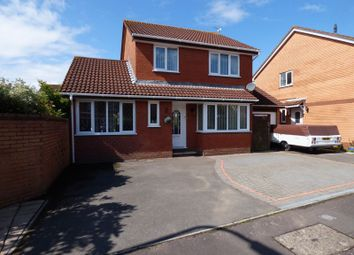 Thumbnail 3 bed detached house for sale in Hobbiton Road, Worle, Weston-Super-Mare