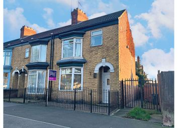 3 bed end terrace house for sale in Spring Bank West, Hull HU3