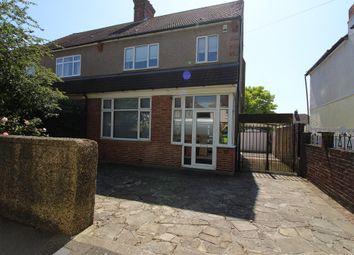 Thumbnail 3 bedroom semi-detached house for sale in Eardley Road, Belvedere