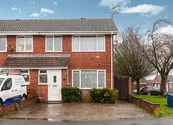 Thumbnail 3 bed semi-detached house to rent in Porter Road, Basingstoke