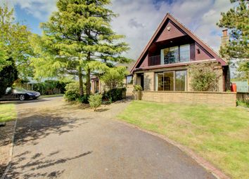 Thumbnail 4 bed detached house for sale in Rothbury Road, Longframlington, Morpeth