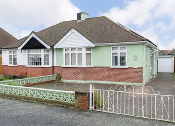 Thumbnail Semi-detached bungalow for sale in Inwood Avenue, Coulsdon, Surrey