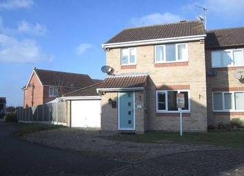 3 bed semi-detached house to rent in Brisbane Close, Waddington, Lincoln LN5
