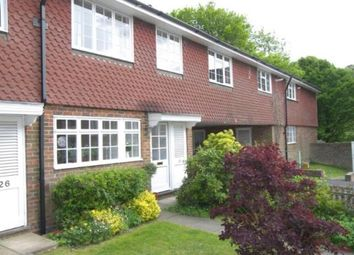 Thumbnail 3 bed end terrace house for sale in Haslemere, Surrey