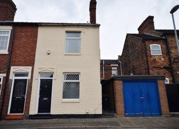 Thumbnail 2 bedroom terraced house for sale in Leveson Street, Longton, Stoke-On-Trent